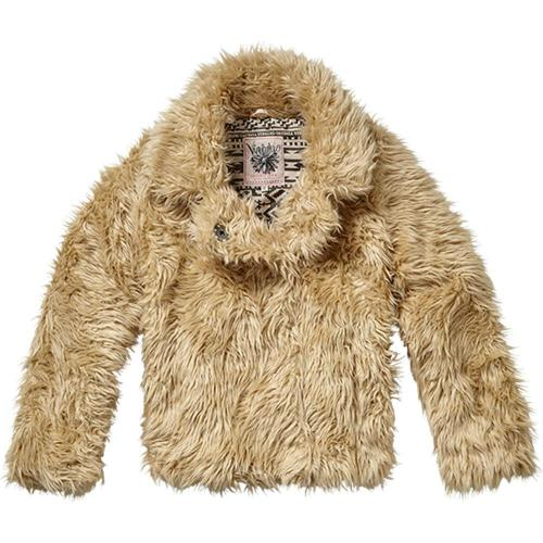 Afbeelding Vingino fake-fur winterjas