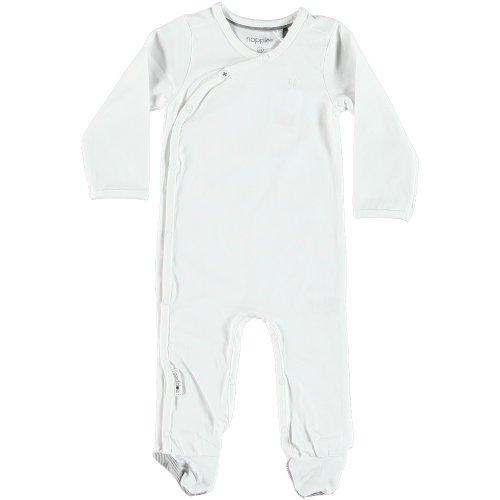 babykleding jongens pyjama Noppies Wit 61032
