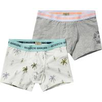 Scotch & Soda boxer (2 pack)