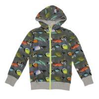 WILD hooded vest