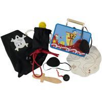 Kixx piratenkoffertje